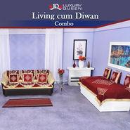 Living cum Diwan Combo