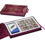 Premium Diwali Gift Box with Kaju Laddoos_MB44
