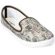 Meriggiare Canvas Multicolor Casual Shoes -Mgfb1018K