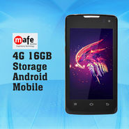 Mafe 4G 16GB Android Mobile