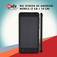 Mafe Big Screen 4G Android Mobile (2GB+16GB)