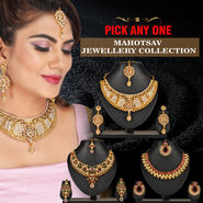 Mahotsav Jewellery Collection - Pick Any One