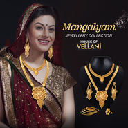 Mangalyam Jewellery Collection