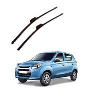 Autofurnish Frameless Wiper Blades for Maruti Alto (D)18