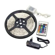 Maxxlite Silicon Color Changing LED Strip Light 5 Meter Water Resistant with Remote