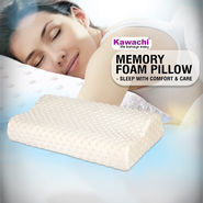 Memory Foam Pillow - Sleep with Comfort & Care