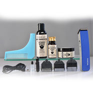 Men's Combo of Trimmer & Beard Grooming Kit