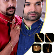Men's Gold Jewellery (MGJ8)