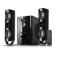 Mitashi HT 97 BT 2.1 Multimedia Speakers - Black
