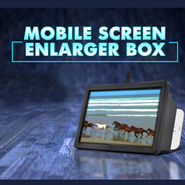 Mobile Screen Enlarger Box