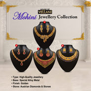 Mohini Jewellery Collection by Vellani