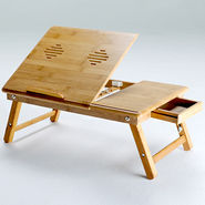 Multi-Purpose Foldable Laptop Table