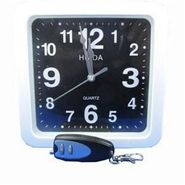 NPC  WALL   CLOCK  VIDEO RECORDER WITH REMOTE ON/OFF -NPC WALL1