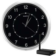 NPC 1.2 Ghz Wall Clock Wireless CCTV Camera