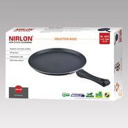 Nirlon Non-Stick Induction Flat Dosa Tawa 26 cm_NR48801