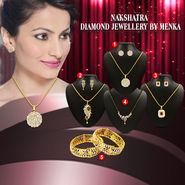 Nakshatra Diamond Jewellery by Menka