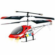 Amazing Multi-Directional RC Helicopter with Wide Range Remote  & Auto Stable Technology