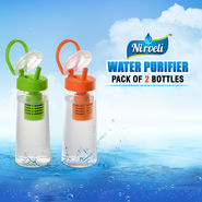 Nirveli Water Purifier - Pack of 2 Bottles