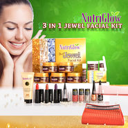 Nutriglow 3 in 1 Jewel Facial Kit