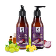 Nutriglow Onion Hair Shampoo with Conditioner