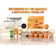 Nutriglow Papaya Fairness & Anti Ageing Facial Kit