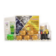 Nutriglow Power of 4 Facial Kit with Cosmetics