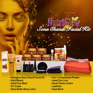 Nutriglow Sona Chandi Facial Kit