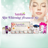 Nutriglow Skin Whitening Treatment Kit