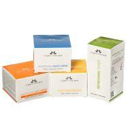 Organic Therapie Glow And Shine Skin Combo (200g)
