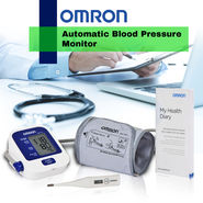 Omron Automatic Blood Pressure Monitor_Upsell
