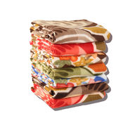 Pack of 7 Fleece Blankets (7DFB1)