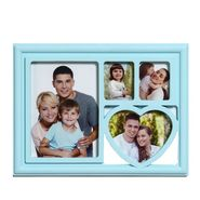 Cute Sky Blue Collage Photo Frame-PF1541
