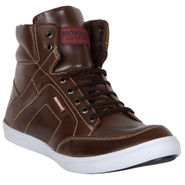Provogue Brown Sneakers Shoes -yp40