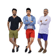 Pack of 3 Stylish Shorts (3S1)