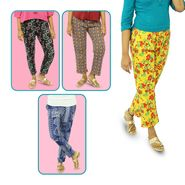 Pack of 4 - 100% Cotton Pyjama for Women by Stylexa (4P2)