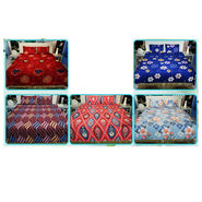 Pack of 5 Glow Bedsheet Set (5BS57)