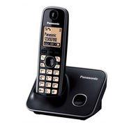 Panasonic KX-TG-3711SX Cordless Phone - Black