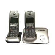Panasonic KX-TG3712 SX Cordless Phone - Silver