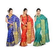Kanjeevaram Art Silk Saree - Pick Any 1