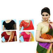 Pick Any 2 Stretchable Ready to Wear Blouses by Pakhi (2B1)