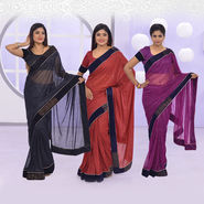 Pick Any One Designer Saree by Zuri (DES14)