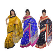 Pick Any One Kanjeevaram Inspired Silk Saree by Pakhi (TAS3)