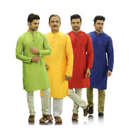 Pick Any 1 Comfortable Full Length Kurta for Men (K1L1)
