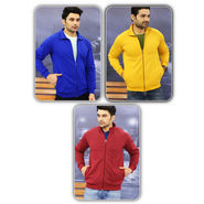 Pick Any 1 Fleece Jacket with Front Pockets (1FJ3)