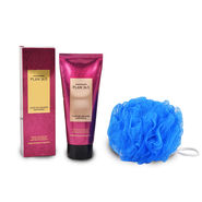 Plan 36.5 Body Scrub with Loofah