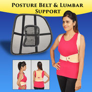 Posture Belt & Lumbar Support