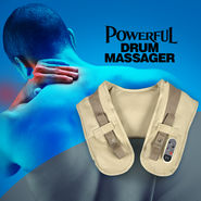 Powerful Drum Massager