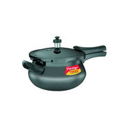 Prestige Deluxe Plus Hard Anodized Pressure Cooker Mini Handi 3.3 Ltr (Induction Based)