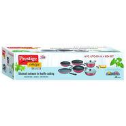 Prestige Omega Deluxe Non-stick Cookware Kitchen in a box sets (6pcs set)