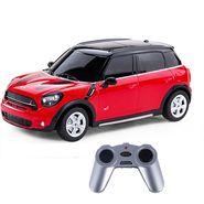 BMW Mini Countryman 1:24 Remote Control Toy Car Model - Maroon